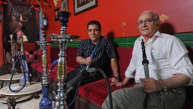 بسته شدن دو قهوه خانه ایرانی در غرب کانادا