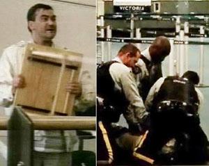 سی ماه زندان برای افسر پلیس در رابطه با مرگ مهاجر لهستانی در فرودگاه