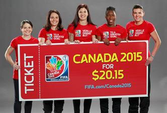 آغاز مسابقات جام جهانی زنان در کانادا