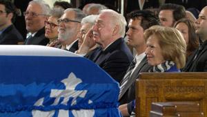 وداع هزاران نفر با ژاک پاریزو، سیاستمدار برجسته تاریخ کبک