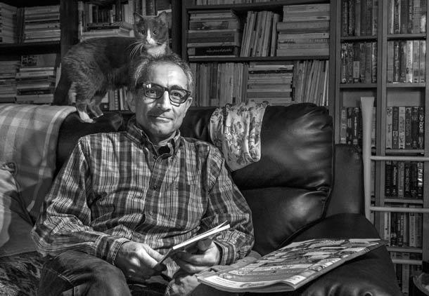 گفت وگو با ساسان قهرمان، نویسنده و هنرمند/ فرح طاهری