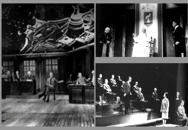 تئاتر مستند/ ترجمه و اقتباس: اصغر نصرتی