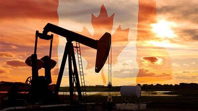 کاهش تولید نفت و سرمایه گذاری در صنعت نفت کانادا