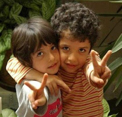 ali-kiana-nargess-kids