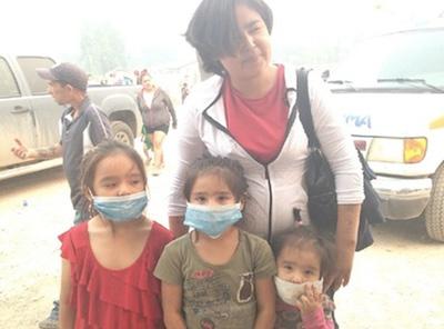آتشی سوزی در غرب کانادا /هزاران تن خانه هاشان را ترک کردند