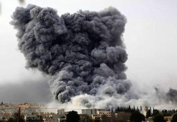 بمباران مواضع پ ک ک توسط ارتش ترکیه