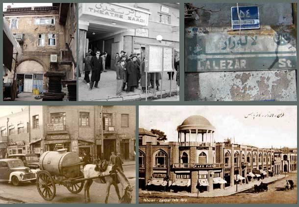 لاله زار: تماشاخانۀ نوگرائیِ ایرانی/ مسعود نقره کار