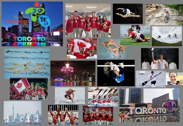 درخشش کانادا در بازیهای PAN AM در تورنتو