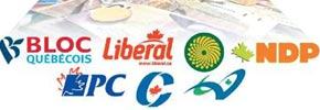 ساختار سیاسی، حزب ها و دموکراسی کانادا/ علی شریفیان