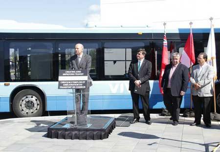 افتتاح VivaNext ؛ مرکز جدید حمل و نقل منطقه یورک و ریچموندهیل