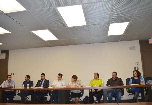 جلسه آشنایی و همفکری کنگره ایرانیان کانادا برگزار شد