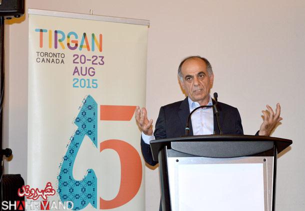 دیدار و گفت و شنید با صادق صبا، مدیر بی بی سی فارسی، در تورنتو