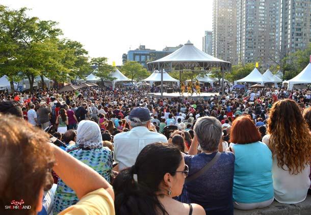 پنجمین جشنواره تیرگان در تورنتو به روایت تصویر