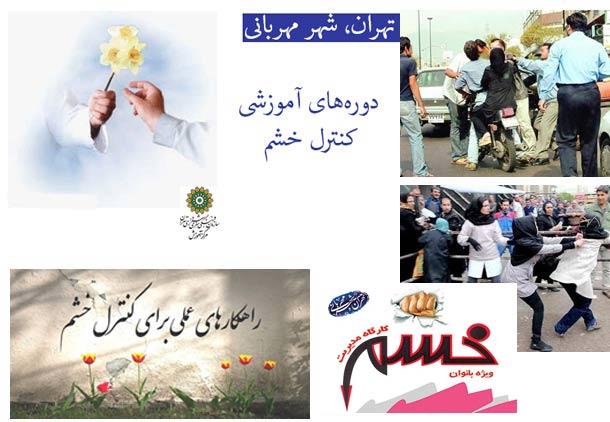 تهران، شهر مهربانی و مراکز کنترل خشم / حسن گل محمدی