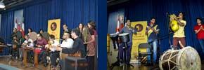 جلوههایی از موسیقیهای جنوب و سنتی ایرانی در تورنتو