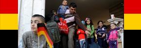پناهجویان آلمان امنیت ندارند / جواد طالعی