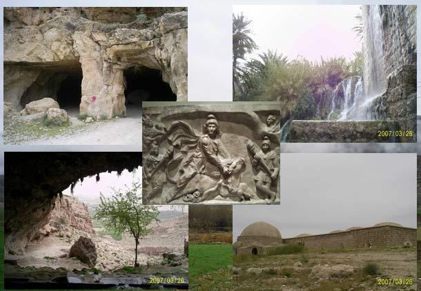 جهرم ـ معبد خورشید ـ غار ورا/جعفر سپهری