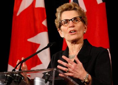کاتلین وین: کانادا نیازمند نخست وزیری است که با استانها همکاری کند