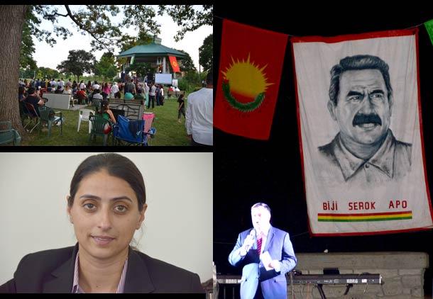 گرامیداشت صلح و دوستی خلقها در پارک ارلزکورت تورنتو