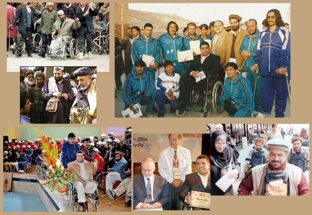 گفت وگو با عبدالرحمن محمدی، کوشاگر افغانستانی صلح و حقوق معلولان/ آرش غیاثی*