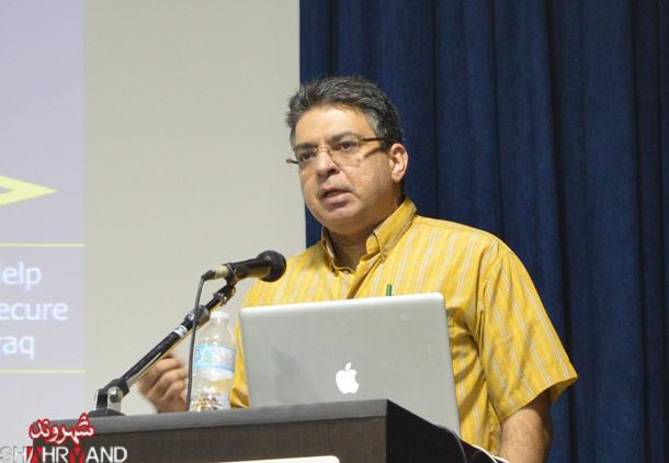 پنجاه سال تلاش هسته ای ایران/سخنرانی دکتر علی نیری در تورنتو