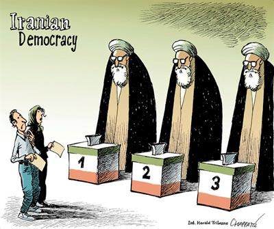 Iranian-democracy-cartoon