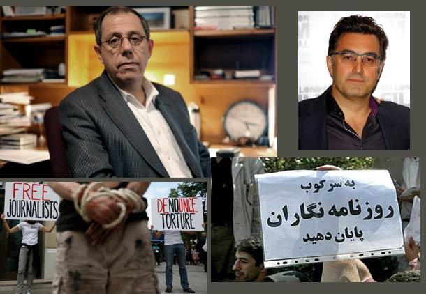 مطالعه ی سلامت روانی خبرنگاران ایرانی