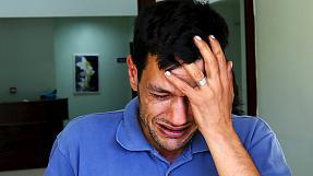 عبدالله کردی پدری که همسر و دو فرزندش را در راه فرار به اروپا از دست داد