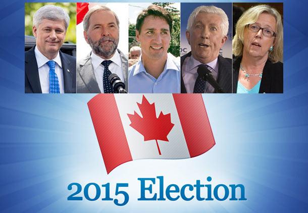 انتخابات۲۰۱۵ کانادا / علی شریفیان