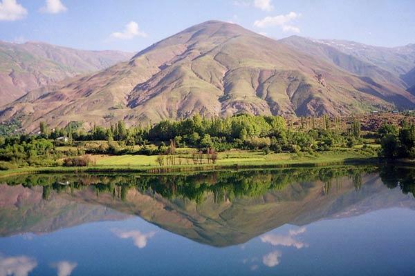 دریاچه اَلُو بوم؛ سرزمین آتشین/جعفر سپهری