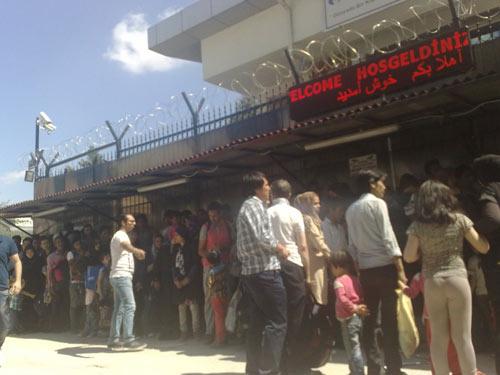 وضعیت دشوار پناهجویان ایرانی در ترکیه