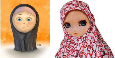 islamic-doll