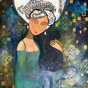 mehrnoush-kianpour-painting