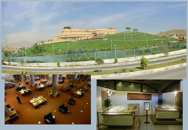 ساختمان جدید کتابخانه ملی، بزرگترین کتابخانه خاورمیانه/ حسن گل محمدی
