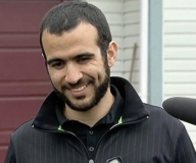 عمر خدر خواستار آزادی سفر است