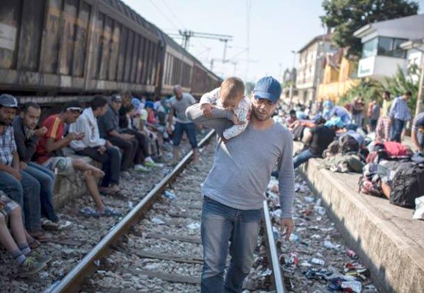 داستان فرار یک خانواده از سوریه  به سوئد