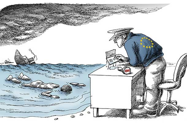 پناه جویان بی پناه/اسد مذنبی