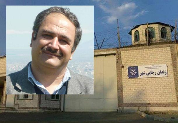 شاهرخ زمانی، فعال کارگری، در زندان رجایی شهر درگذشت