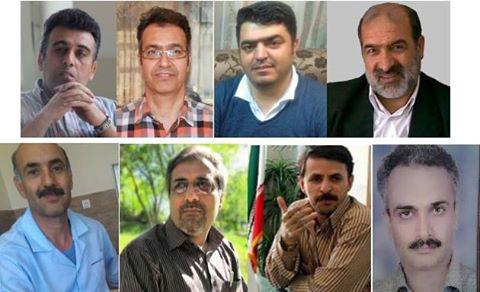 معلم های زندانی در آغاز سال تحصیلی در ایران