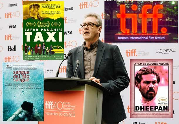 چهلمین جشنواره بینالمللی فیلم تورونتو/ شهرام تابع محمدی