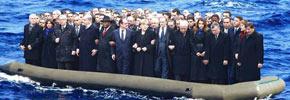 سیاست مداران دروغگو، خودخواه و فرصت طلب!/شهباز نخعی