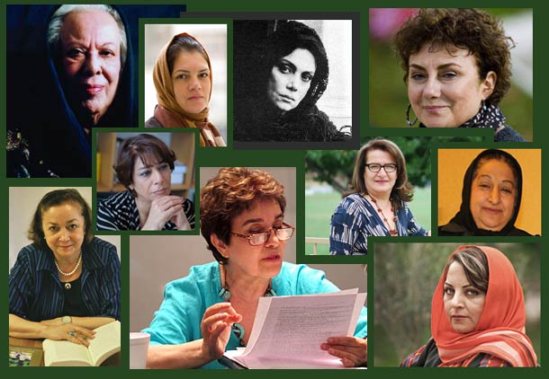 Iranian-Women-writers-S