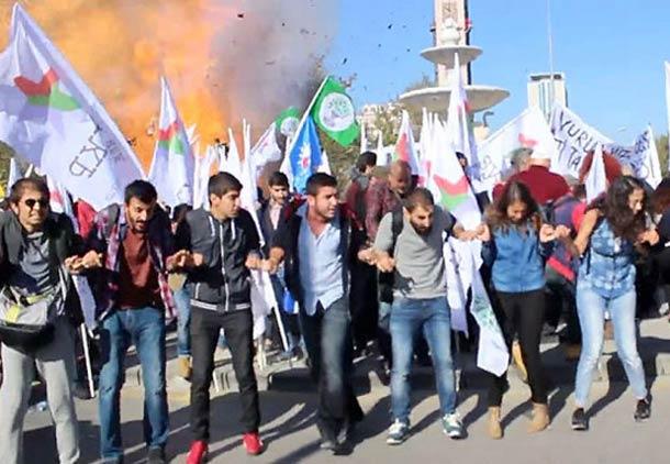 بمبی که قلب ترکیه را نشانه رفت/ ترجمه:  علی قره جه لو