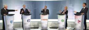 خبرهای انتخابات کانادا ۲۰۱۵/ علی شریفیان