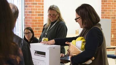 افزایش ۱۶ درصدی تعداد رای دهندگان پیش از موعد