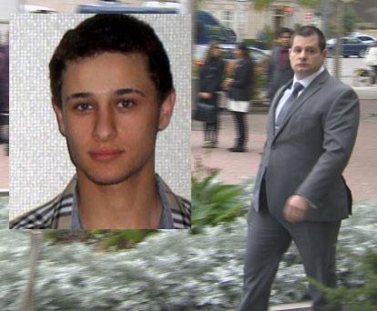 دادستان: «فورسیلو اصلا نباید به سامی یتیم تیراندازی می کرده»