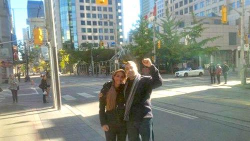 محمد فهمی در تورنتو: « هارپر کار موثری برای من نکرد.»