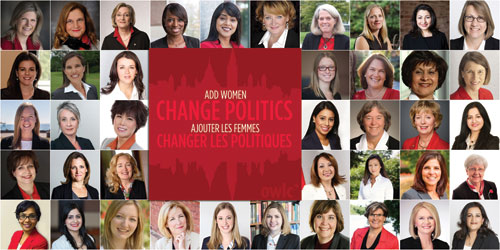 یک سوم کاندیداهای نمایندگی پارلمان زنان هستند