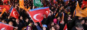 ترکیه: انتخابات ۱ نوامبر ۲۰۱۵ /علی قره جه لو