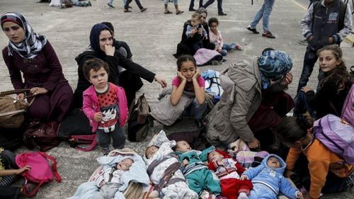 اعلام طرح انتقال ۲۵هزار پناهنده سوری به کانادا